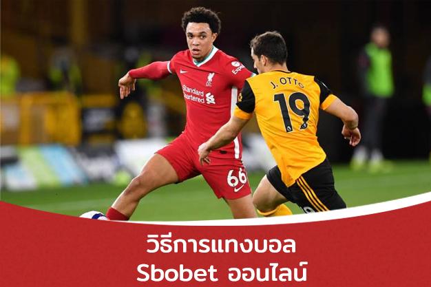 แทงบอลออนไลน์กับเว็บ Sbobet